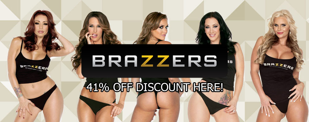 Brazzers discount for 41% Off!